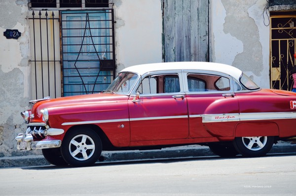 Cuban Taxi, Nick Mariano, Photography, 40X30, $300