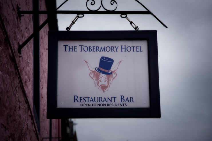 Tobermory Bar